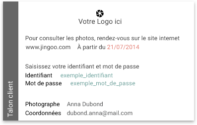 Image coupon Photographe