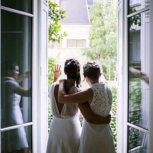 Photographe mariage - Marie Rouge - photo 32