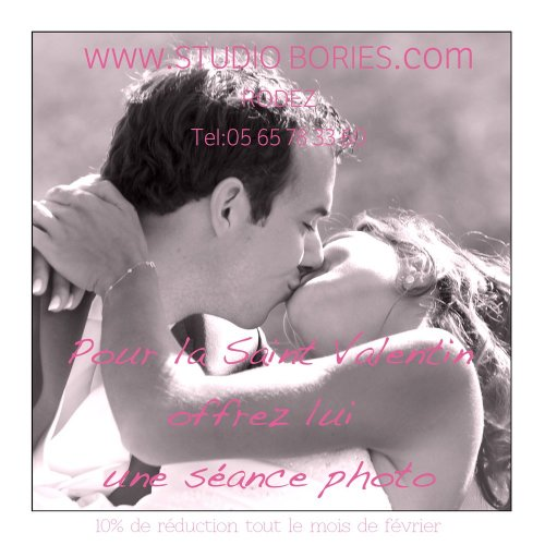 Photographe mariage - STUDIOBORIES RODEZ  0565783360 - photo 91