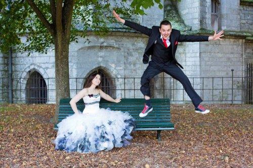 Photographe mariage - Joëlle Dejanovski Photographie - photo 3