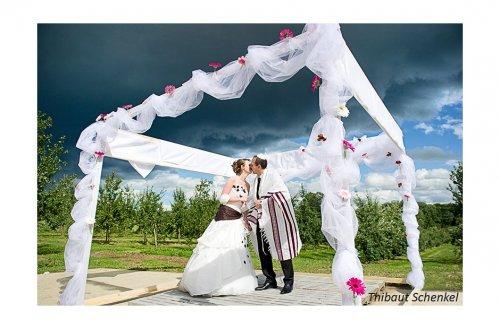 Photographe mariage - Thibaut Schenkel - photo 1