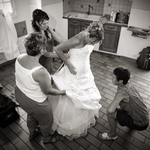Photographe mariage - Instants d'images - photo 1