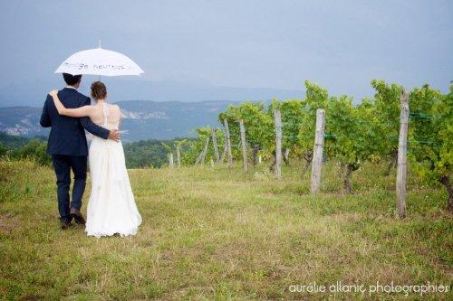 Photographe mariage - Aurélie Roux  - photo 11