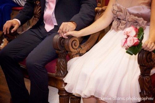 Photographe mariage - Aurélie Roux  - photo 9