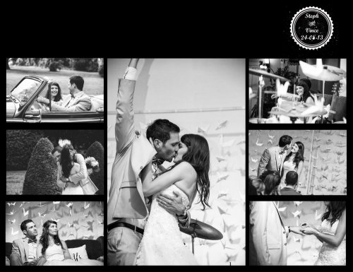 Photographe mariage - Côme Callais  - photo 34