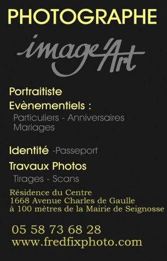 Photographe mariage - image'art - photo 8