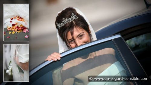 Photographe mariage - Un Regard Sensible - photo 6