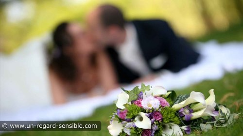 Photographe mariage - Un Regard Sensible - photo 17
