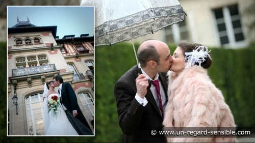 Photographe mariage - Un Regard Sensible - photo 8
