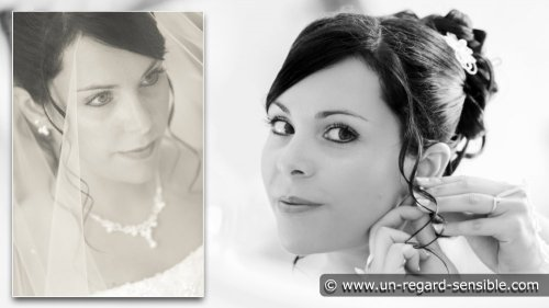 Photographe mariage - Un Regard Sensible - photo 2
