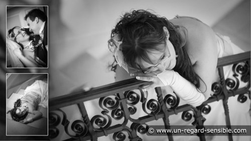 Photographe mariage - Un Regard Sensible - photo 1