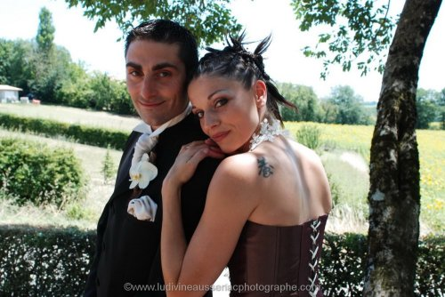 Photographe mariage - LUDIVINE AUSSENAC - photo 5