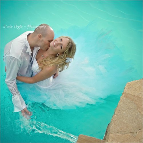 Photographe mariage - STUDIO VIRGILE Villefranche 69 - photo 8