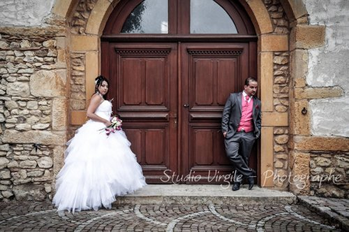 Photographe mariage - STUDIO VIRGILE Villefranche 69 - photo 1