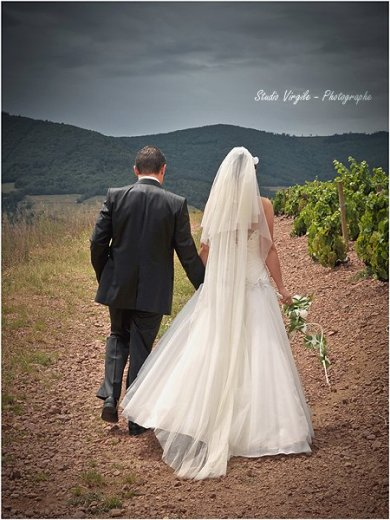 Photographe mariage - STUDIO VIRGILE Villefranche 69 - photo 14
