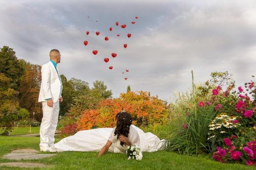 Photographe mariage - Bosson Vincent - photo 2