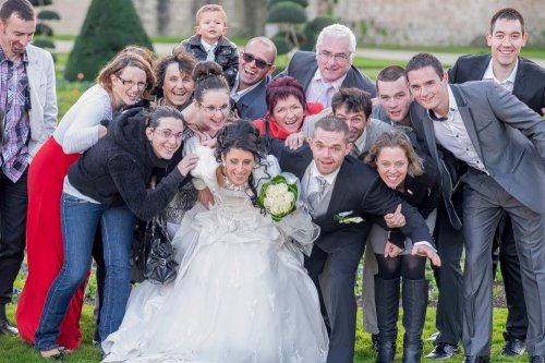 Photographe mariage - Patrick Pestre - photo 15