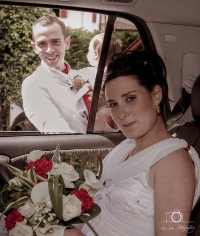 Photographe mariage - Join Loïc - photo 6