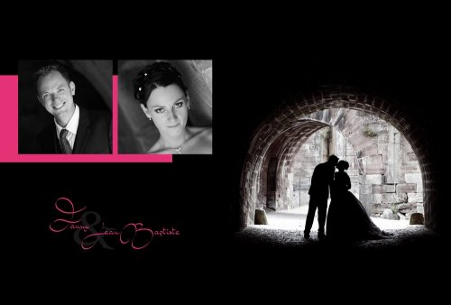 Photographe mariage - LAURENT HERBRECHT BELFORT - photo 12