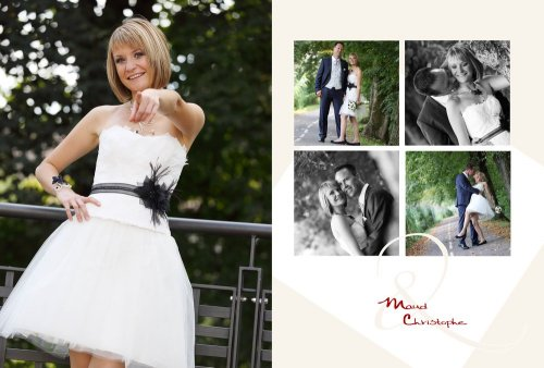 Photographe mariage - LAURENT HERBRECHT BELFORT - photo 5