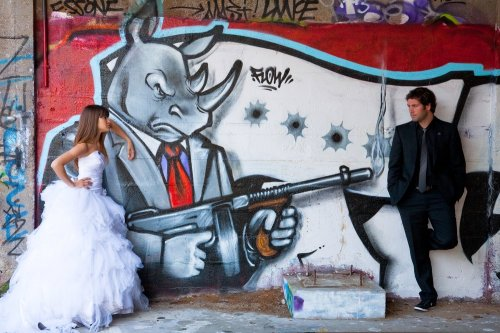 Photographe mariage - Clindoeiltyrosse - photo 17