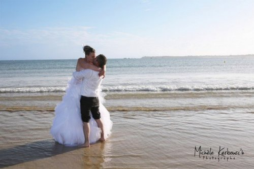 Photographe mariage - KERBOURC'H MICHELE - photo 54