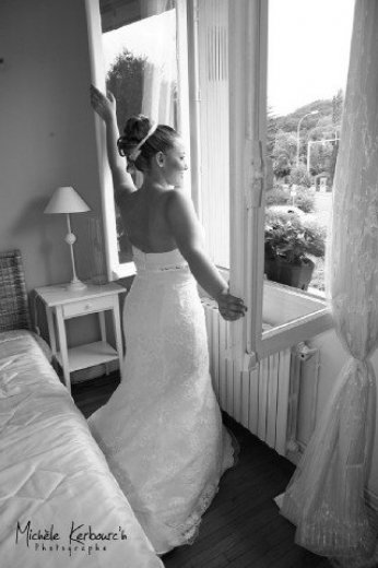Photographe mariage - KERBOURC'H MICHELE - photo 8