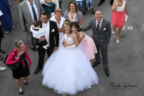 Photographe mariage - KERBOURC'H MICHELE - photo 47