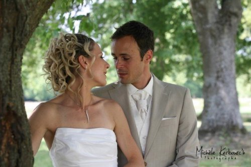 Photographe mariage - KERBOURC'H MICHELE - photo 26