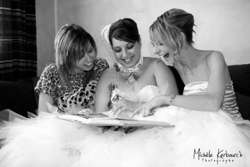 Photographe mariage - KERBOURC'H MICHELE - photo 13