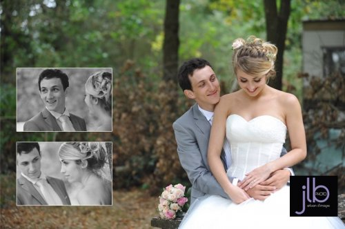 Photographe mariage - Bardonneau Jean-Luc - photo 8