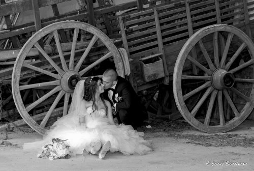 Photographe mariage - Josué BENSIMON PHOTOGRAPHIES - photo 19