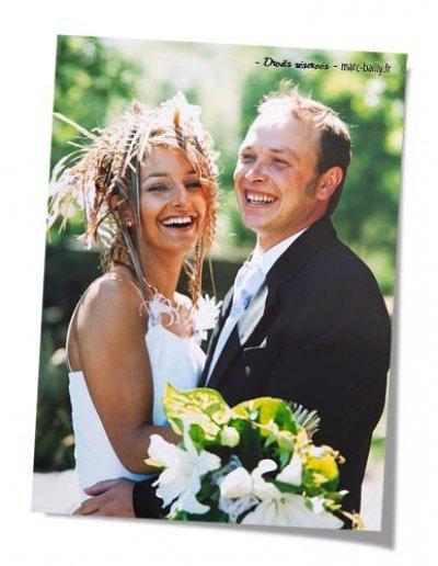 Photographe mariage - Marc bailly - photo 4