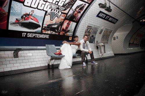 Photographe mariage - Virginie vigneux photographe - photo 8