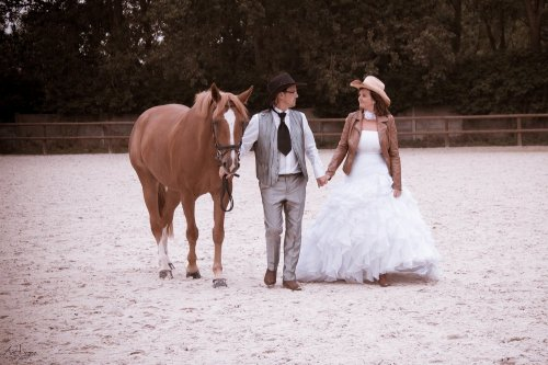 Photographe mariage - Virginie vigneux photographe - photo 17