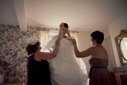 Photographe mariage - Christophe Tattu Photographe - photo 11
