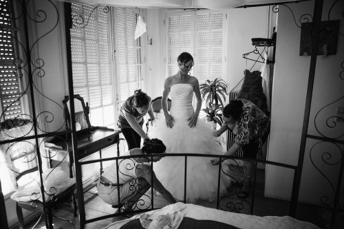 Photographe mariage - Christophe Tattu Photographe - photo 26