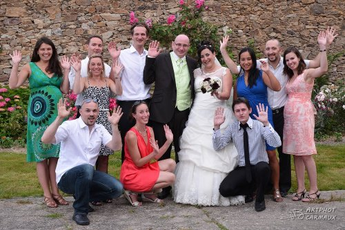 Photographe mariage - sarl Bourgeois photimages - photo 53