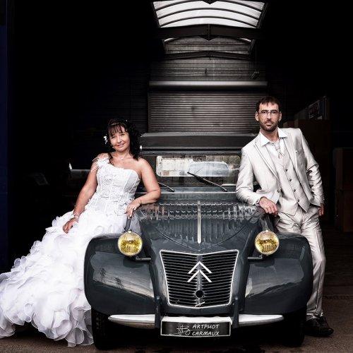 Photographe mariage - sarl Bourgeois photimages - photo 39