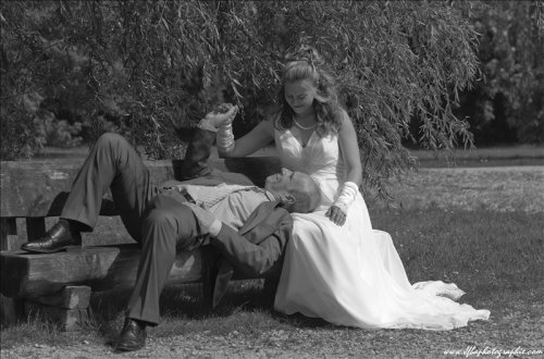 Photographe mariage - Jean-françois BRIMBOEUF-AMATE - photo 10