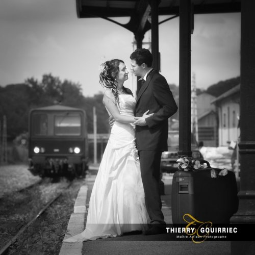 Photographe mariage - Thierry Gouirriec - photo 14