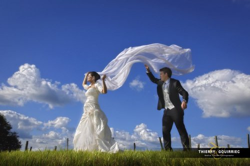 Photographe mariage - Thierry Gouirriec - photo 3