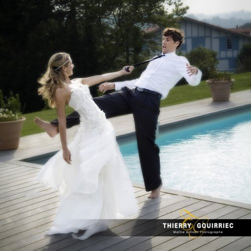 Photographe mariage - Thierry Gouirriec - photo 4