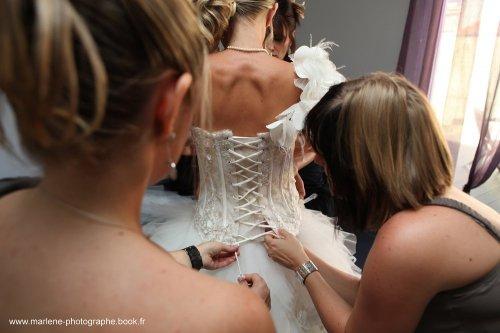 Photographe mariage - Marlène Photographe - photo 13