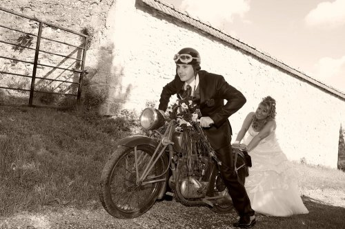 Photographe mariage - VISUEL IMPACT - photo 38