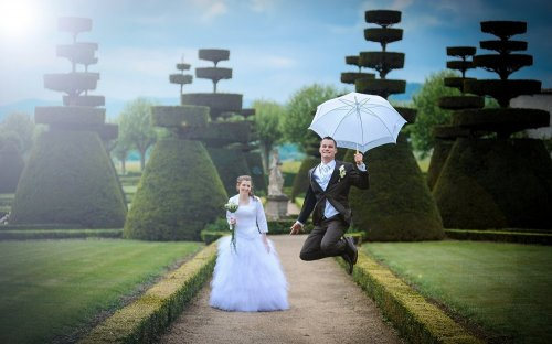 PHOTOGRAPHES D'EVENEMENTS - Photographe mariage - 1