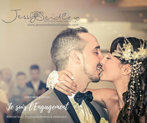 Photographe mariage - Jessy Seidler - photo 4