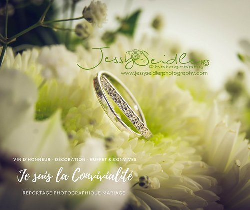 Photographe mariage - Jessy Seidler - photo 2