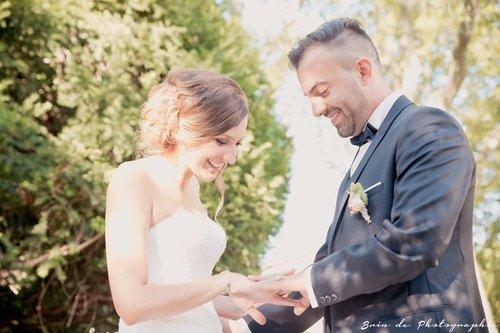 Photographe mariage - Brin de Photographie - photo 14