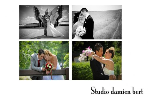 Photographe mariage - studio Damien BERT - photo 51